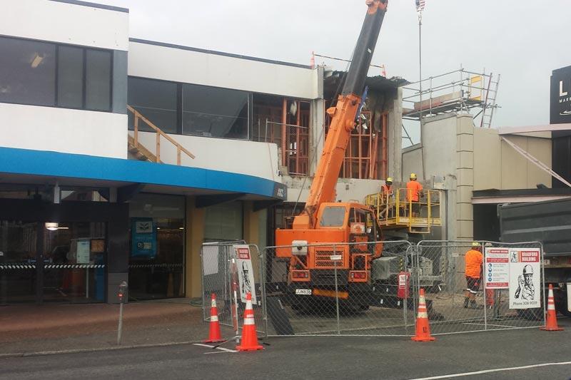 Ashburton Crane Hire The Mobile Crane Professionals